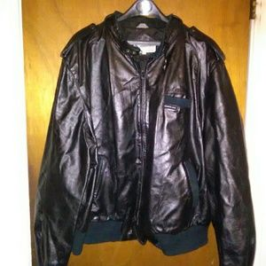 Members Only Leather Jacket